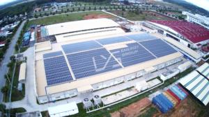 LYS solar PV System Vietnam