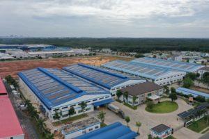 solar energy Binh Duong Vietnam