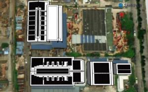 HG Metal x LYS Energy solar PV system